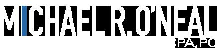 Michael R. O'Neal Logo
